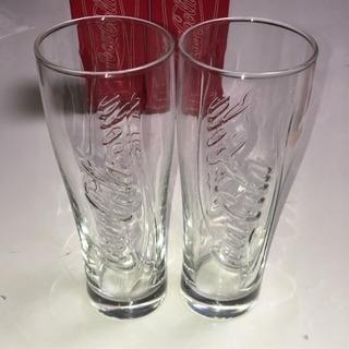 ⭐️新品⭐️コカ・コーラオリジナルグラス2個セット