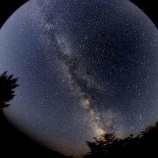 『天の川が見える展望台🌌』