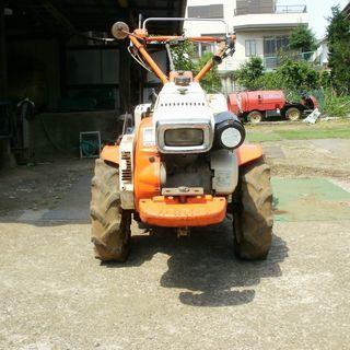 クボタ耕運機 ガソリンエンジン T702