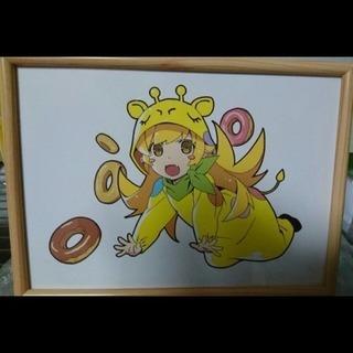 nanaco 忍野忍 複製原画セット コミックマーケット 201...
