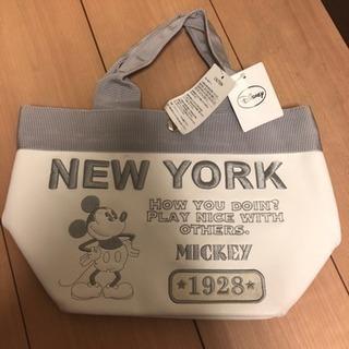 新品 未使用 タグ付き ミッキーマウス ミニバッグ