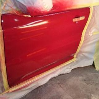 自動車板金塗装  新潟  カスタムペイント カーコーティング