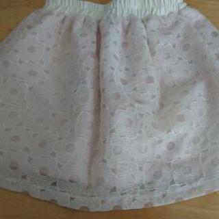 Mサイズのスカート