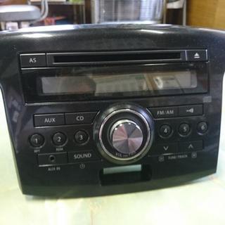 スズキ  ワゴンR  MH34S  オーディオ CD
