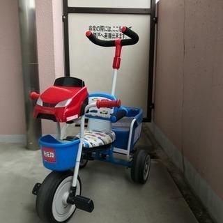 値下げました!トイザらス限定トミカ三輪車