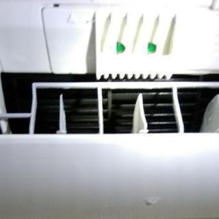 お掃除機能付1台5000円エアコンクリーニング (税込) ノーマルタイプは1台4500円(税込) 格安です! − 沖縄県