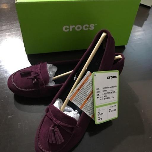 c6f72908dc0dae クロックス 24.5~25 (まいたん) 福岡の靴の中古あげます・譲ります ...