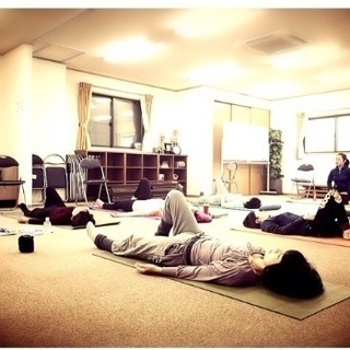 Yoga Therapy Shanty *・゜゚・*:.。..。....