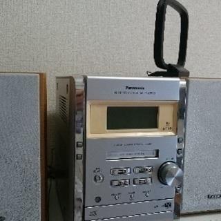 Panasonic MDステレオシステム SC-PM300MD