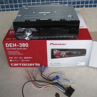 カロッツエリア DEH-380 未使用 新品の画像