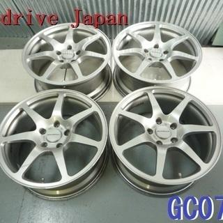 軽量・鍛造★プロドライブ GC-07C 17×7.5J ブ…