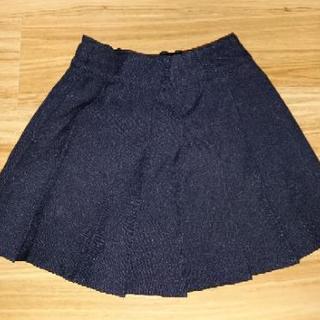 子供用スカート サイズ120 お受験用、幼児教室用