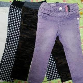 【子供服】ズボン サイズ90
