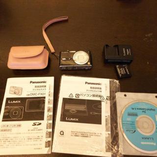 【再値下げしました】中古 デジカメ Panasonic DMC-...