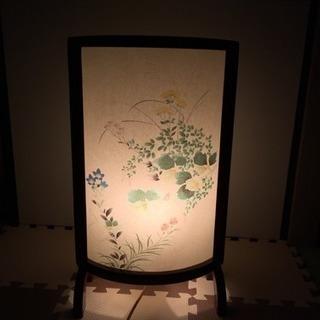 中古(美品)盆提灯 灯籠 灯篭 お盆