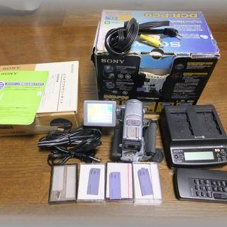 ビデオカメラ SONY DCR-CP9