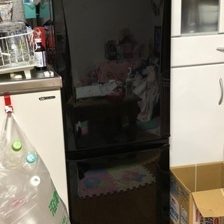 MITSUBISHI冷蔵冷凍庫