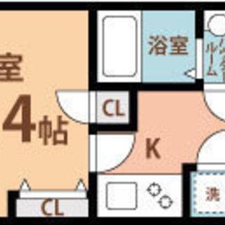 東梅田駅4分 家賃28000円 共益費7000円 28㎡