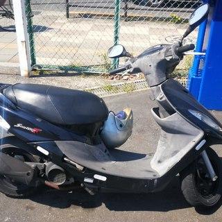 【値下げ】台湾KYMCO製 原付 スーナー100F 100cc