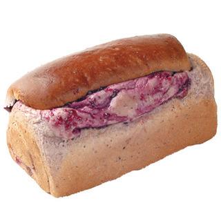 ペニーレインのブルーベリーパン無料で、食べてください。