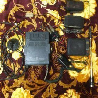 (代理)アマチュア無線セット