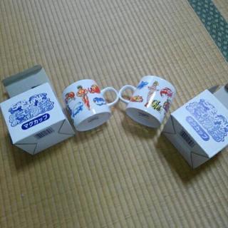 パチンコ海物語のマグカップ2個セット