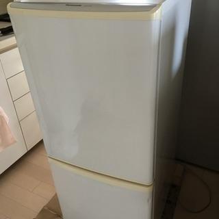 パナソニック冷蔵庫 NR-B142W