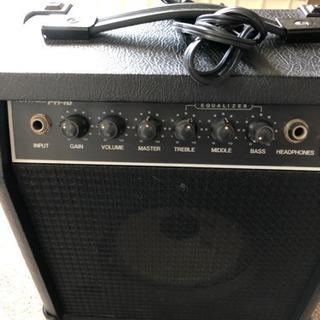 フェルナンデスのギターアンプ