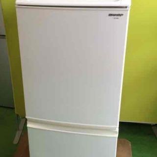 ☆冷蔵庫☆シャープ2ドア☆