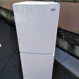 ハイアール HAIER JR-NF148A W [ファン式 冷蔵...