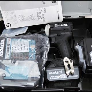 新品 マキタ 18V 6.0Ah ブラック TD171DRGX ...