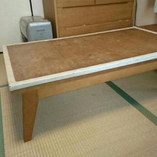 伸縮可能テーブル