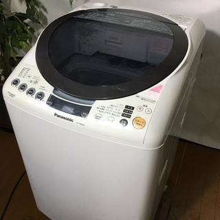 関東送料無料★☆☆Panasonic 全自動 洗濯 乾燥機 NA-...