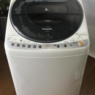 川口市発◆◇ Panasonic 全自動 洗濯 乾燥機 NA-FR...