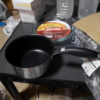 ステンレス フライパン 鍋 新品未使用