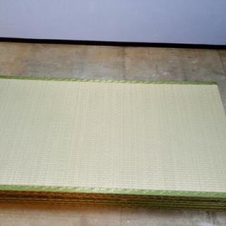 畳6畳分無料 美品数年前表替えしてあります
