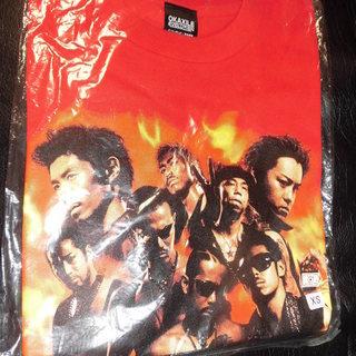 @値下げ@オカザイル赤Tシャツ(XSサイズ)新品・未使用