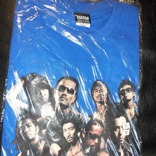 @値下げ@オカザイル青Tシャツ(Sサイズ)新品・未使用