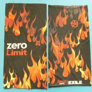 EXILE×コカコーラZERO(2種類5枚500円)
