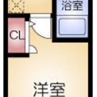 東梅田駅5分 家賃31000円 共益費5000円 23.35㎡