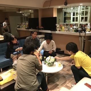 新宿で交流♪ 部室やサークルを思い出させる少人数交流会!