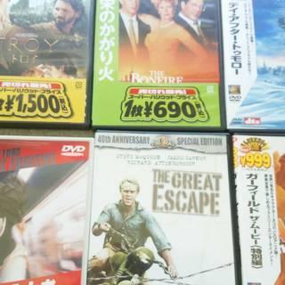 洋画DVD 12点セット