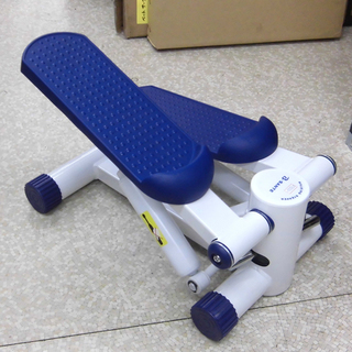 ステッパー 運動器具 B-SANTE 紫 札幌 西区 西野