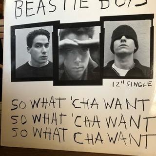 beastie boys12インチ