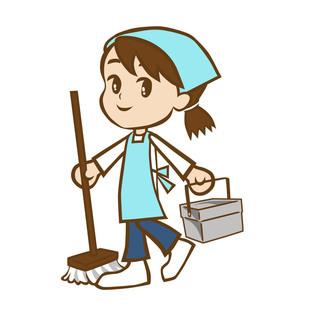 岩倉/病院清掃スタッフ/時給1100円