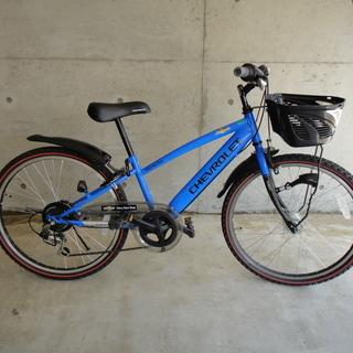 子供用自転車 24インチ 6段変速