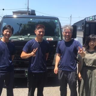 正社員募集 中型・トラックドライバー〈普通免許あればOK!〉