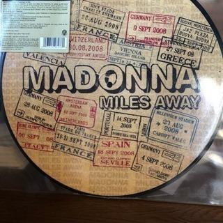 マドンナの12インチシングル