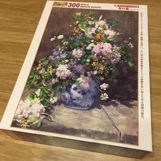 ジグソーパズル ルノワール 春の花
