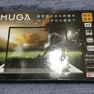 ドンキ パソコン MUGA ストイックPC 改良版 office2...